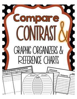 Venn Diagram Graphic Organizers for Guided Reading