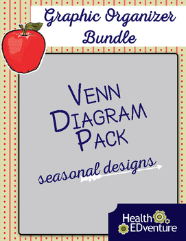 Venn Diagram Bundle- Seasonal Designs