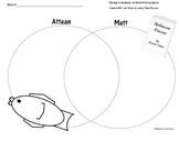 Venn Diagram Sign of the Beaver Matt & Attean