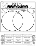 Sun & Other Stars {Venn Diagram Sort} First Grade Science