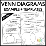 Free Download: Venn Diagram Graphic Organizer