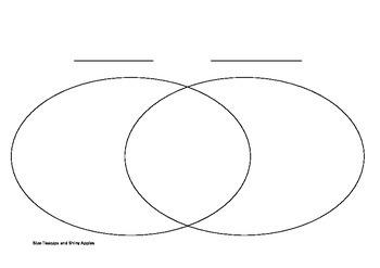 Venn Diagram Worksheet