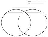 Venn Diagram outline