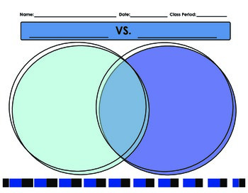 Venn Diagram w/ Color