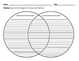 Venn Diagram with Dotted Lines