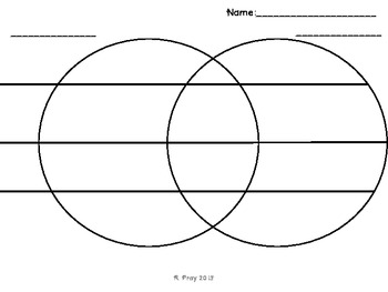 Venn diagram with lines teaching resources teachers pay teachers venn diagram with lines venn diagram with lines ccuart Images