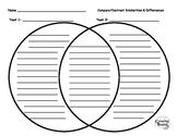 Venn Diagram with Lines