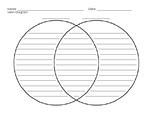Venn Diagram (with lines)
