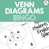Venn Diagrams BINGO