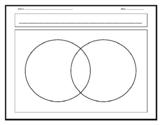 Venn Diagrams - Blank Templates