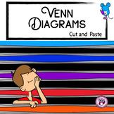 Venn Diagrams {Cut and Paste}