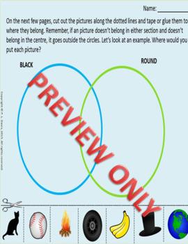 Venn Diagrams Fun Sorting Activities