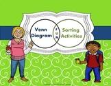 Venn Diagrams Fun Sorting Activities Distance Learning