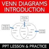 Venn Diagrams Activity!