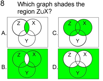 Venn Diagrams with Probability, 2 Lessons + 16 Assignments for SMART