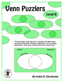 Venn Puzzlers Level B [Distance Learning]