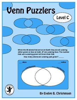 Venn Puzzlers Level C