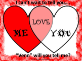 Venn Valentine Greetings