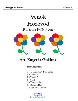 Venok and Horovod (Russian Folk Songs)
