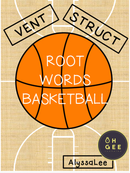 Vent & Struct Root Word Basketball