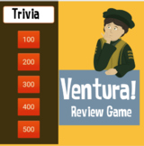 Ventura Trivia Game: Early United States History