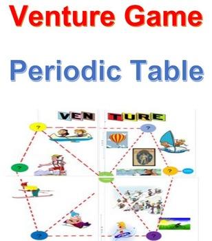 Venture Game Periodic Table