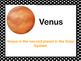 Venus ~ A True Book