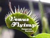 Venus Flytrap - Dangerous Decimal Game