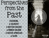 Point of View Perspectives from History American Revolution era {Differentiated}