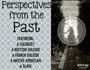 Point of View Perspectives from History American Revolutio