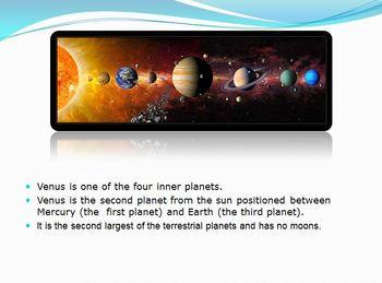 Venus Planet Powerpoint