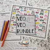 Veo Veo Bundle I spy Spanish