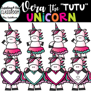"Vera the ""Tutu"" Unicorn"