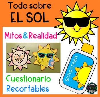 Verano Summer cuidado de la piel sol cuestionario y presentación