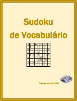 Verão (Summer in Portuguese) Sudoku