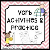 Verb Activities and Practice