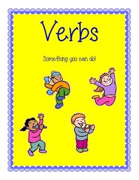 Verb Activities for K-1