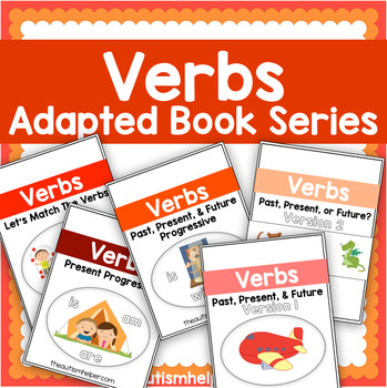 Verb Adapted Book Series