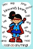Verb Anchor Chart