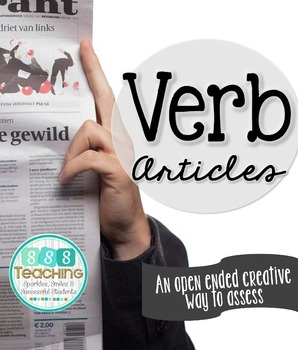 Verb Articles - a Unique and Creative Assessment