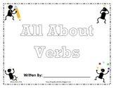 Verb Books for Reviewing Verbs, Verb Tenses, and Irregular Verbs