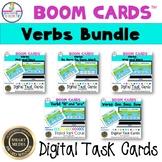 Verb Bundle Boom Digital Task Cards