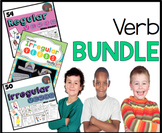 Irregular, Regular Verbs and Verb Targets Bundle