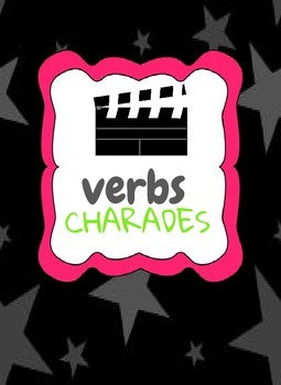 Verb Charade Game!