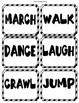 Verb Charades: A Fun way to Practice Verbs! {36 Action Verb Cards}