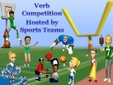 Verb Competition Hosted by Sports Teams!
