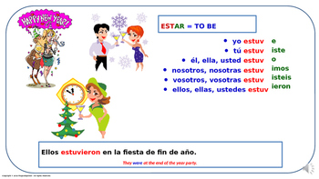 Verb Conjugation –Past Tense/12 Irregular Verbs. (PPT  #02)