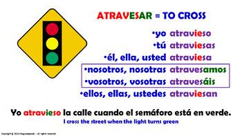 "Verb Conjugation –Present Tense/12 Stem-Changing Verbs -""E-IE"" (PPT #21)"