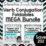 French Verb Conjugation Foldable MEGA GROWING Bundle Frenc