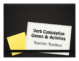 Verb Conjugation Games and Activities
